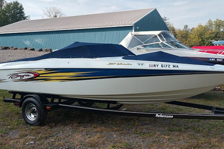 Preowned Boats