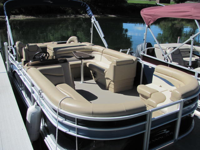 187 2018 Bennington 21ssx Pontoon